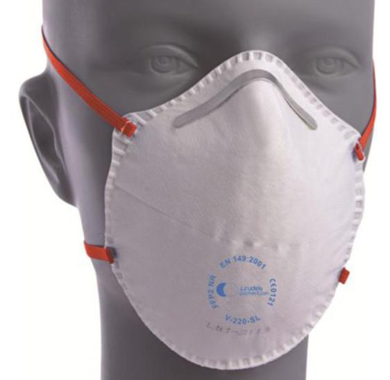 mascherina ffp2 senza valvola prezzo
